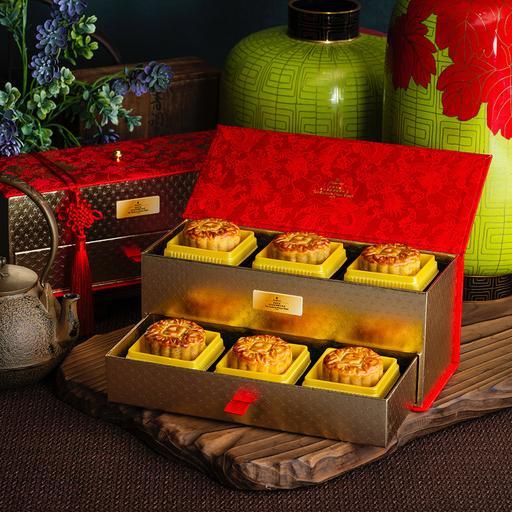 【錦】豪華月餅禮盒 Luxury Mooncake Gift Box