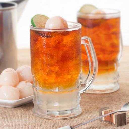 Lychee Ice Tea (Cold)