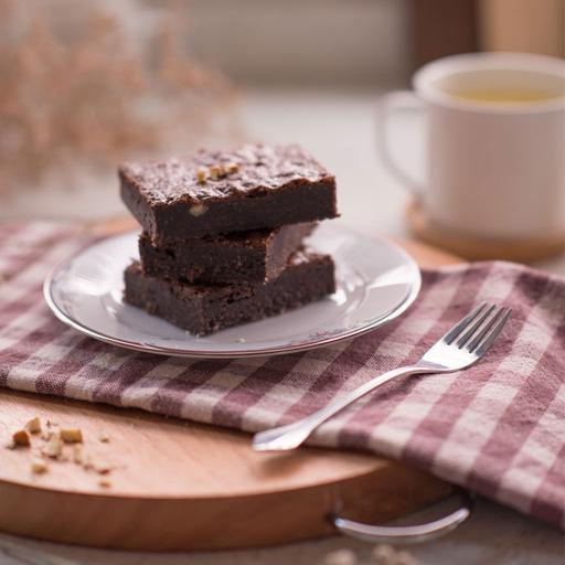 Madagascar brownie