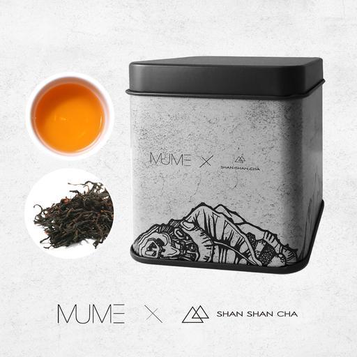 MUME蜜香紅茶 (30g/罐)