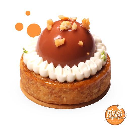 Macadamia Calamansi tarte ⑦