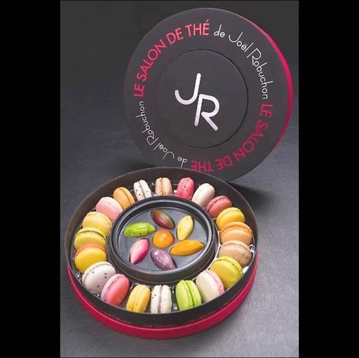 Macaron & Chocolate Gift Box