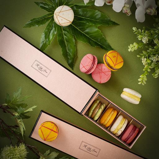 馬卡龍禮盒(八入) Macaron Gift Box (8 pcs)