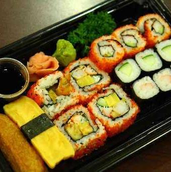 Maki Platter A (For 2-3pax)