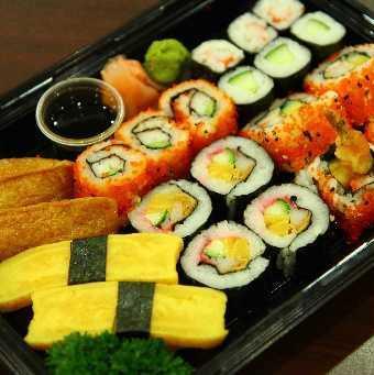 Maki Platter B (4-5 pax)