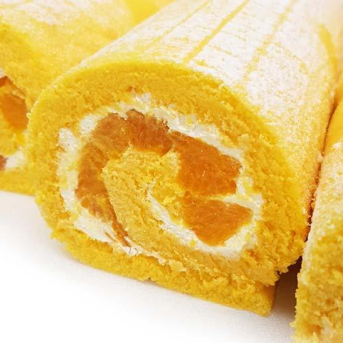 Our Signature - Mandarin Orange Swiss Roll