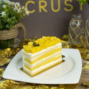 Mango Cake (Sliced)