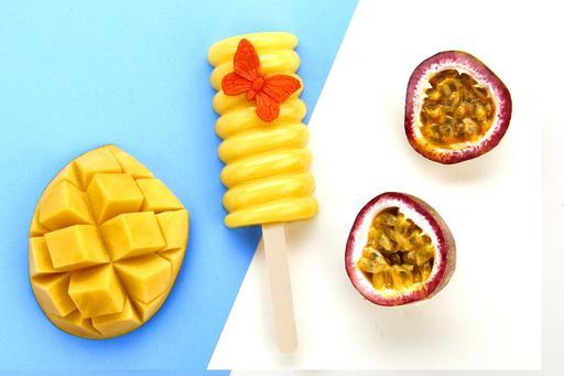 Mango & Passion fruits