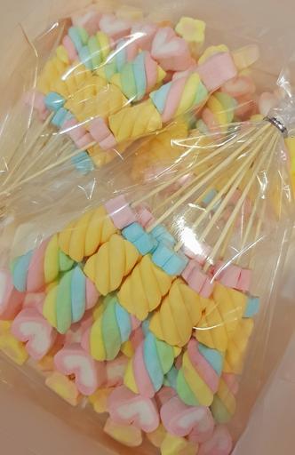 Marshmallow Sticks