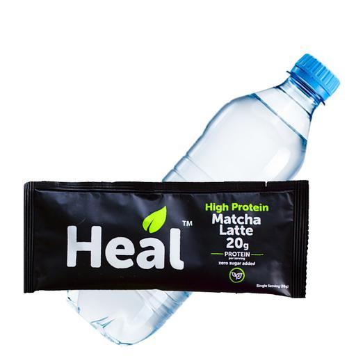 Matcha Latte (High Protein)