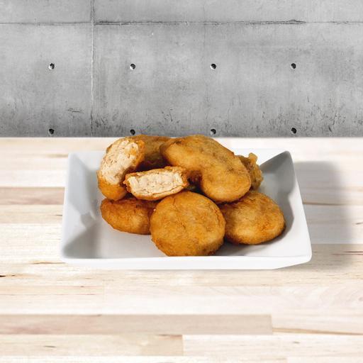 Meat-Free Crispy Nuggets