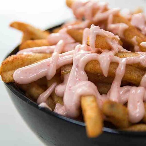 Mentaiko Fries