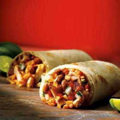 Mexicano Burrito