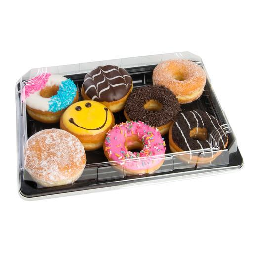 Mini Donuts - 6 boxes (8 pcs per box)