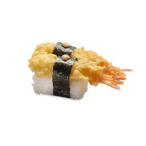 Mini Ebi Tempura Sushi