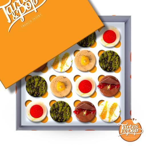 Mini-Tartes Box (16 pcs)