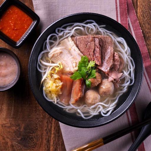 Mix Beef Noodle