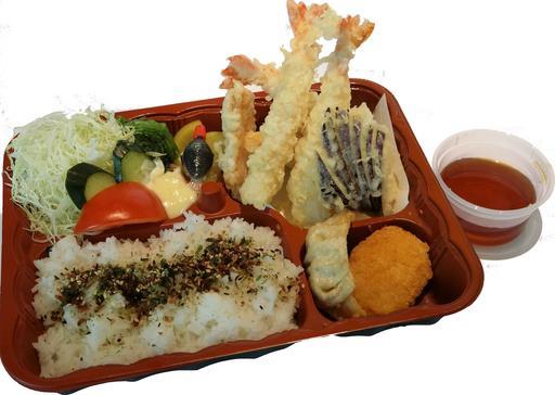 Mixed Tempura Bento