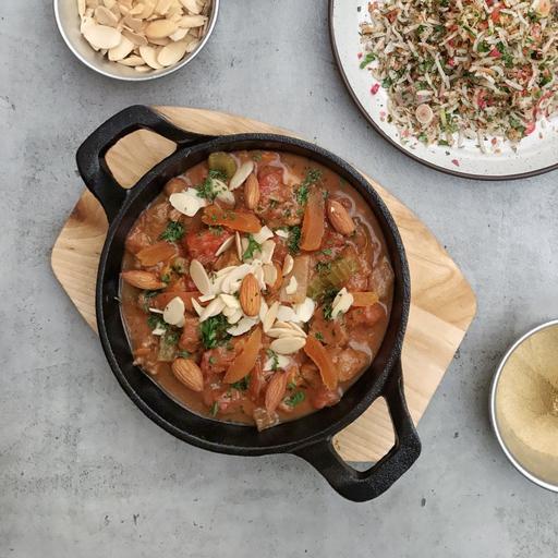 Morrocan Lamb Stew
