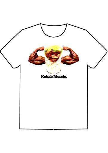 Muscle Kebab T-Shirt