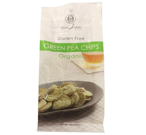 【Muso】 有機豌豆脆 Muso green pea chips org.