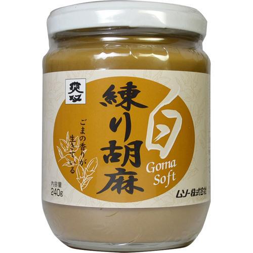 【Muso】 純白芝麻醬 Muso white sesame paste
