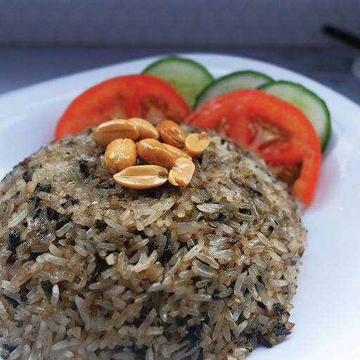 NEW!!! Olive Fried Rice Large (6-8 servings) Suitable For Vegetarian