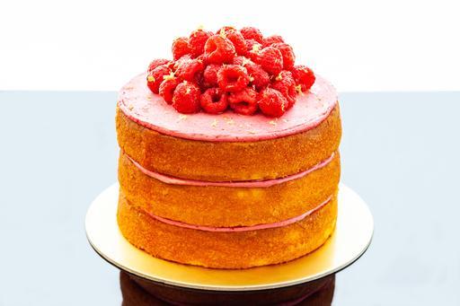 **NEW** Thea - Raspberry & Lemon Cake