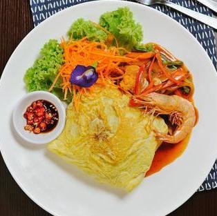 Nasi Goreng Pattaya Special
