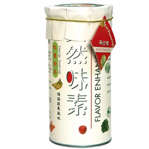 【綠色生活】 天然蔬果味素(海藻) Natural flavor enhancer (seaware flavor)