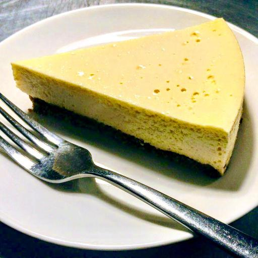 New In! Grass Fed Milk Cheesecake, G/F base (Intro Offer)