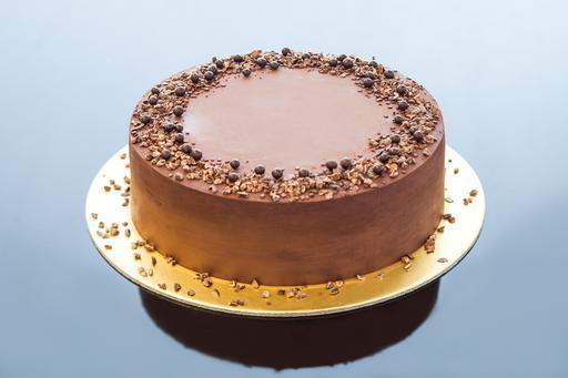 Nicholas - Bittersweet Dark Chocolate Cake