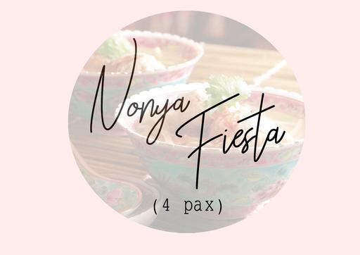 Nonya Fiesta ( 4 Pax )