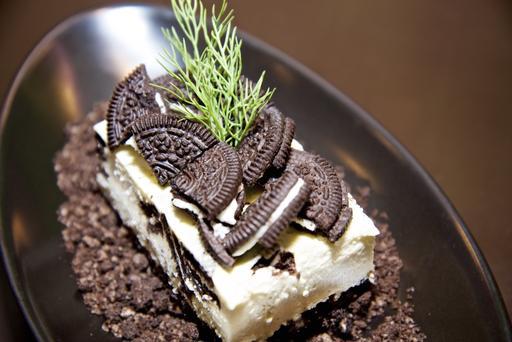 OREO碎片乳酪蛋糕