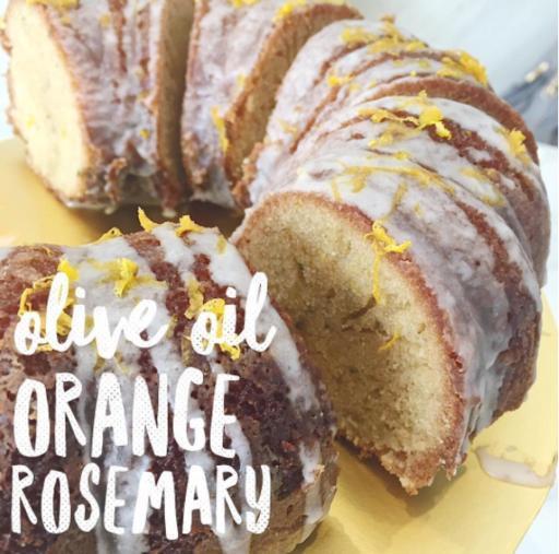 Olive Oil Orange Rosemary