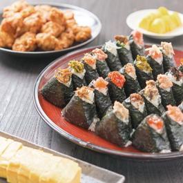 Onigiri Salmon Set