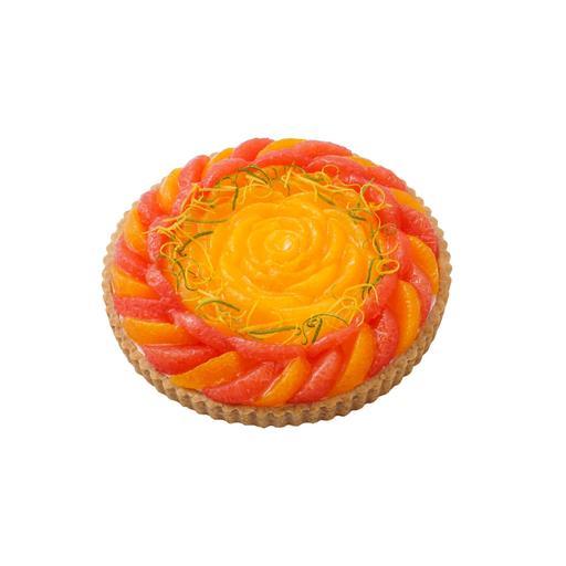 Orange & Grapefruit Tart