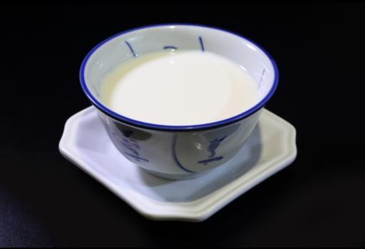 Organic Soya Beancurd Pudding (Cold)