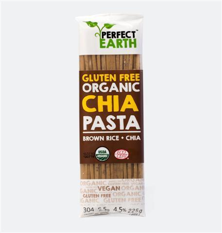 有機無麩質糙米奇亞籽意大利粉 Organic chia & brown rice gluten free pasta