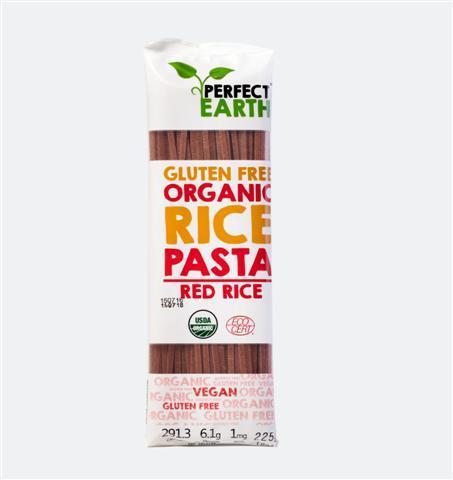 有機無麩質紅米意大利粉 Organic red rice gluten free pasta