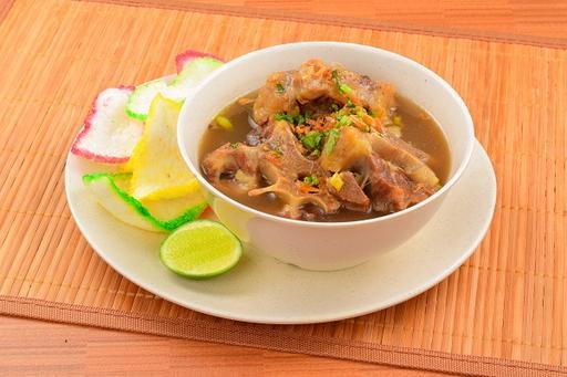 Oxtail Soup (Sup Buntut)