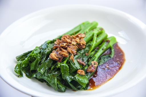 #06 Oyster Sauce Vegetables