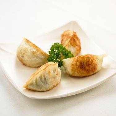 Pan-Fried Chives and Meat Dumpling (4pcs/set)