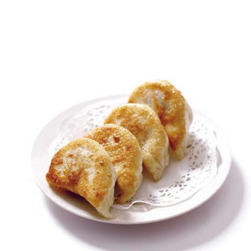 Pan Fried Pork Dumpling (4 pcs)