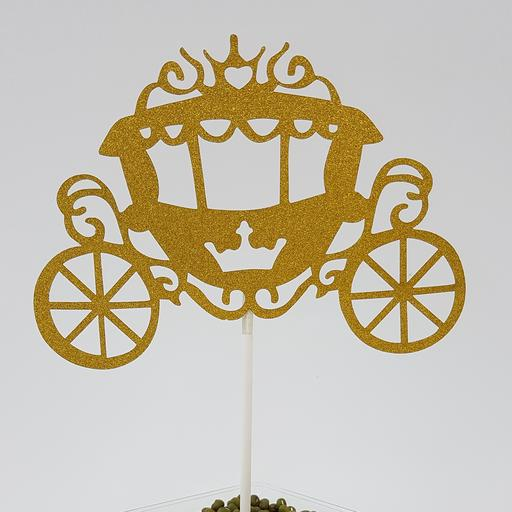 PT14 Gold Carriage