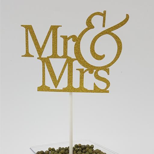 PT19 Gold Mr & Mrs
