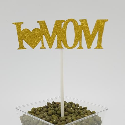 PT20 Gold I Heart Mom