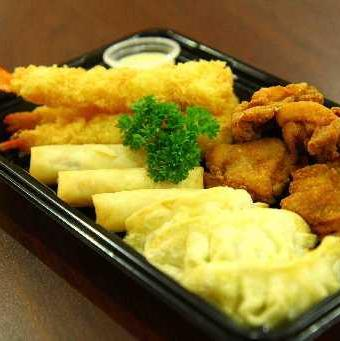 Party Platter A (For 2-3 pax)