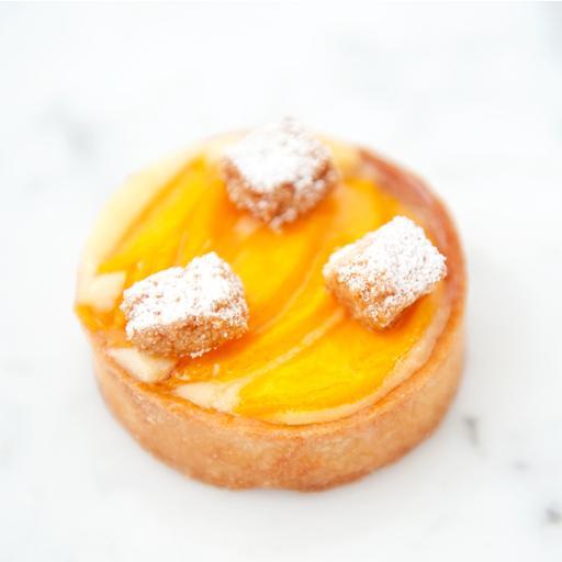 Peach & Salted Yolk