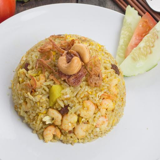 Pineapple Fried Rice